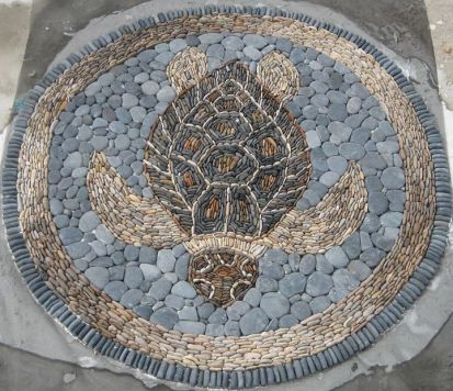 Mosaic Patio 112